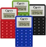 Mini Flexible Calculators